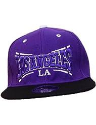 Casquette Los Angeles LA fittet Base Snap Back Casquette Starter A Hip Hop Chapeau de Parapluie