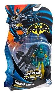BATMAN - Figuras de acción, Pack Heroe Villano, Armadura Verde (Mattel X2303)