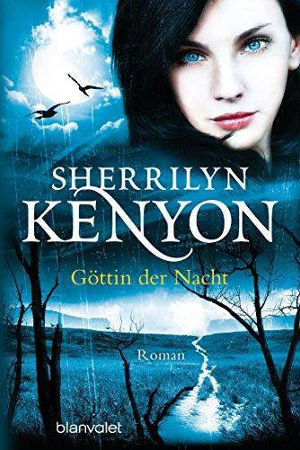 Buchseite und Rezensionen zu 'Göttin der Nacht: Roman (Dark Hunter-Serie 13)' von Sherrilyn Kenyon