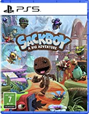 Sackboy A Big Adventure - PlayStation 5 (KSA Version)