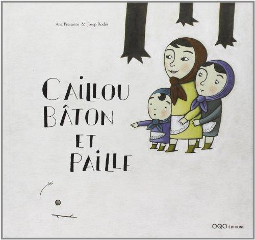 Portada del libro Caillou, Bâton et Paille