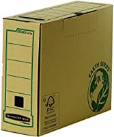 Bankers Box Earth Series 100 mm Wide Transfer File, A4 Size - Pack of 20