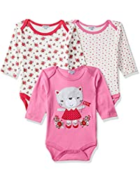 Mother's Choice Baby Girls' Clothing Set (Pack of3)