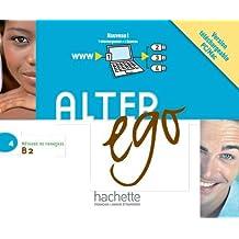 Alter Ego: Niveau 4 Manuel Numerique Enseignant (Carte de Telechargement)