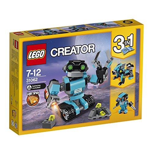 Lego 31062 Creator Forschungsroboter, Roboter-Spielzeug