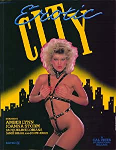 Erotic City Affiche du film Poster Movie Cité érotique (27 x 40 In - 69cm x 102cm) Style A
