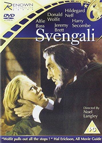 Svengali [DVD] [1954] by Hildegarde Neff