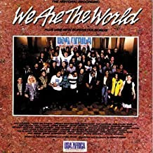 We Are The World: U.S.A For Africa by Usa for Africa (1990) Audio CD