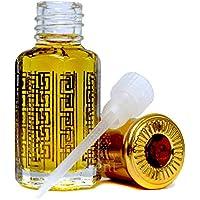 Aceite de perfume Oud Yaqub de 6 ml con aroma floral de madera fuerte por Luxury