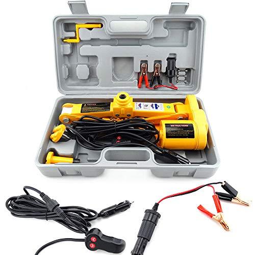 2T 12 coffret 42 cm Cric /électrique convient pour les voitures et la plupart des SUV visseuse /électrique ZS ZAISHANG gonfleur