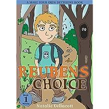Reuben's Choice: A Make Your Own Decisions Book (The Adventures of Reuben Sense 1) (English Edition)