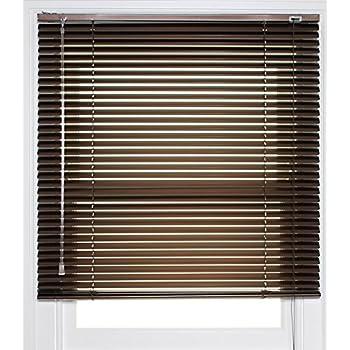 store dint/érieur Venetian Blind 50 x 180 cm Aluminium Venetian Copper