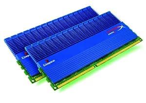 Kingston KHX1600C9D3T1K2/8G Mémoire RAM DDR3 1600 8 Go KVR CL9 HyperX Kit2 T1 Series