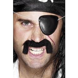kostuem 4573Piratas Set 4Piezas Disfraz Juego Pirates Items