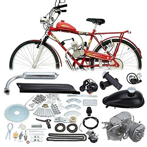 Ambiente 50cc 2 tiempos pedal ciclo gasolina gas motor