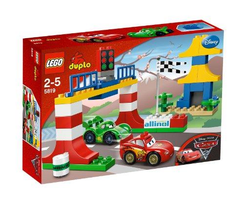 LEGO Duplo Cars 5819 - Carrera en Tokio