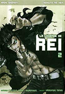 Hokuto no Ken - La Légende de Rei Edition simple Tome 2