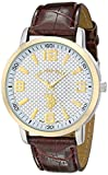 Best U.S. Polo Assn. Of 2 Tones - U.S. Polo Assn. Classic Men's USC50079 Two-Tone Watch Review