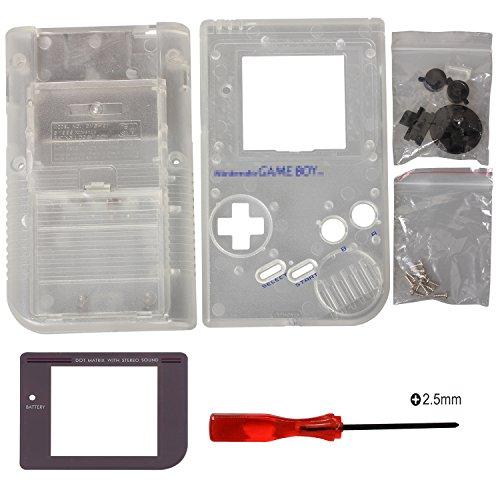 timorn-ersatzgehause-shell-tasche-fur-gameboy-gb-konsole-transparent
