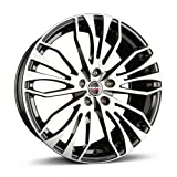 Borbet RB black polished 8,5x19 ET45 5.00x112 Hub Bore 57.10 mm - Alu felgen