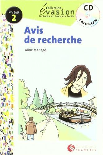 evasion-niveau-2-avis-de-recherche-cd-evasion-lectures-francais
