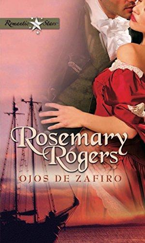 Ojos de zafiro (Romantic Stars) por ROSEMARY ROGERS