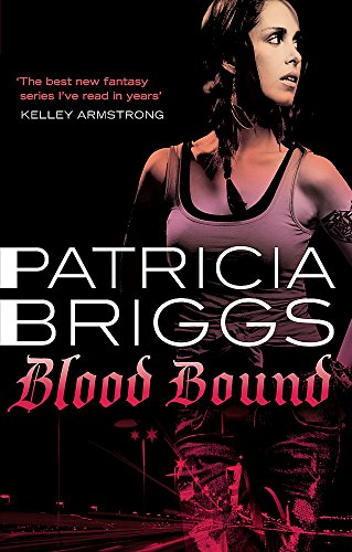 Blood Bound: Mercy Thompson, book 2