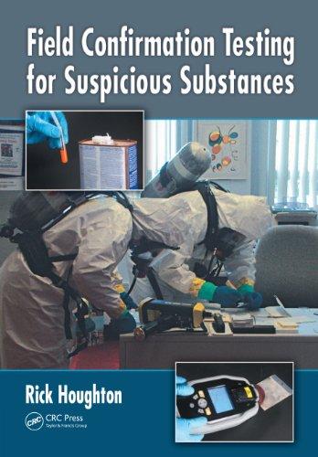 Field Confirmation Testing for Suspicious Substances (English Edition) por Rick Houghton