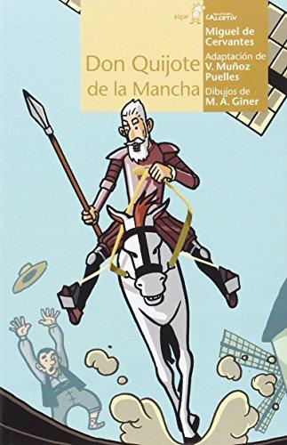 Don Quijote De La Mancha (Calcetín) por Miguel de Cervantes