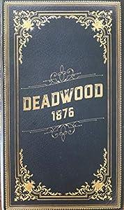 Asmodee FCDDWD1001 Deadwood 1876, Multicolor alfonbrilla para ratón
