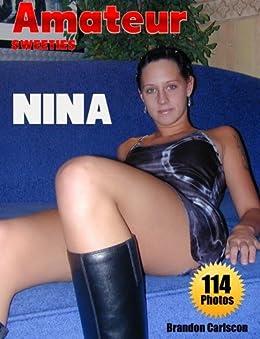 Amateur Sweeties Nina Vol.4: Echte Amateure Foto-eBook par [Carlscon, Brandon]