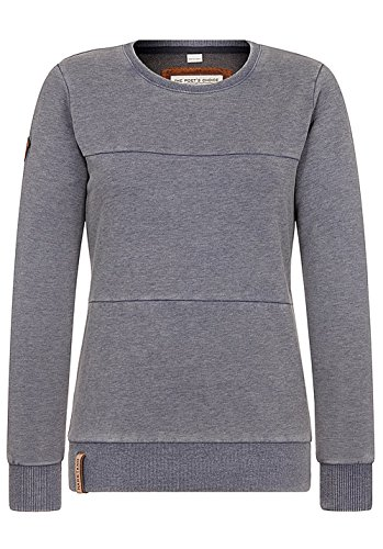 Naketano Damen Sweater Daisy Entenarsch Sweater