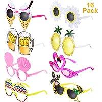 Amazon.es: Gafas para fiestas: Juguetes y juegos