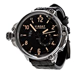 U-Boat Mens Analogue Classic Automatic Watch with Nylon Strap 8189