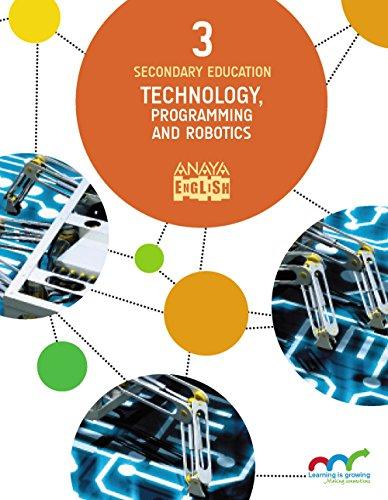 Technology, Programming and Robotics 3. (Anaya English) - 9788469807224 por Manuel Pedro Blázquez Merino