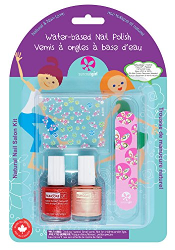 Suncoat Girl Little Valentine Maniküre-Set für Kinder