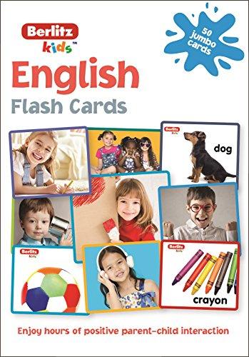 Berlitz Flash Cards English por Berlitz