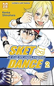 Sket Dance - Le club des anges gardiens Edition simple Tome 2
