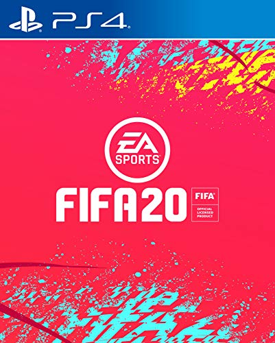FIFA 20 - Standard Edition - [PlayStation 4] (Ps4 Spiele Video-spiele)