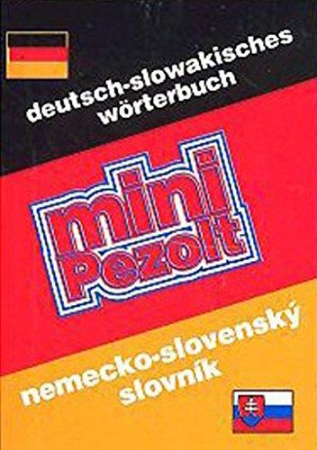 Nemecko-slovenský slovník Deutsch-slowakisches wörterbuch (2009)