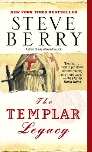 Book cover for The Templar Legacy