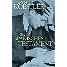 Ein spanisches Testament (German Edition)