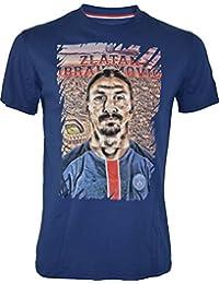 T-shirt PSG - Zlatan IBRAHIMOVIC - Collection officielle PARIS SAINT GERMAIN - Taille adulte homme