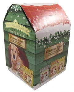 James Wellbeloved CrackerJack Christmas Kennel Dog Treats from Crown Petfoods