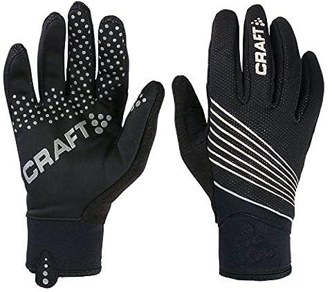 Craft Handschuh Storm Gloves, Black, 11,