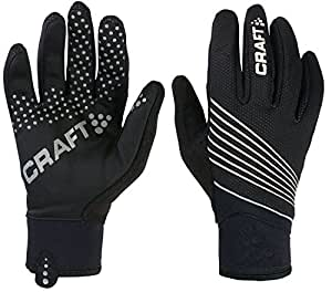 Craft Handschuh Storm Gloves, Black, 9, 1902329-9900-9