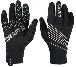 CRAFT CR1902329 Gants de cyclisme 9900 Noir/Blanc FR : M (Taille Fabricant : M)