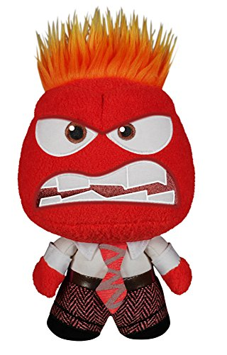 Funko - Peluche Disney - Inside out Vice Versa Anger Fabrikations 15Cm - 0849803050603