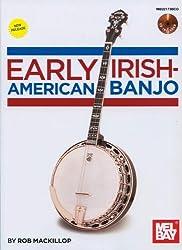 Mackillop Rob Early Irish American Banjo Book/CD