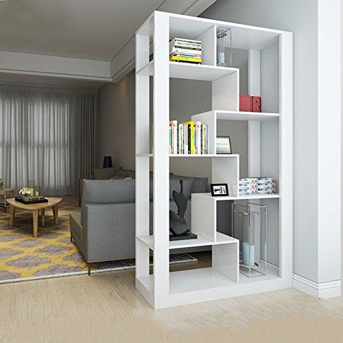 Joo HQQ Semplice divisorio schermo europeo soggiorno moda ingresso soggiorno mobili creativo scaffale scaffale scaffale schermo (dimensioni : 110*30*180CM)